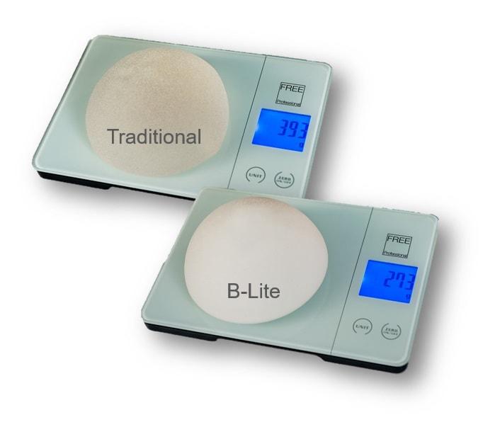 das leichteste Brustimplantat der Welt - B-Lite