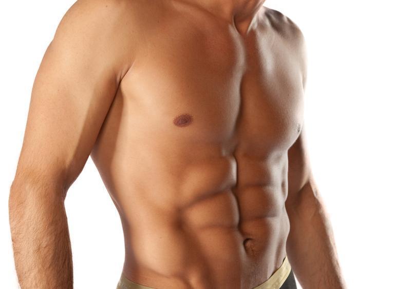 Silikon Implantate für Bauchmuskeln